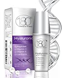 DEAL OF THE DAY - 180 Cosmetics - Forte Hyaluronic Acid Cream with Peptides and Vitamin C (Maximum Strength) - Best Anti Aging Cream for Women, Best Anti Wrinkle Cream - Peptide Cream for Face, Neckline - Anti Aging Cream with Highest Concentration Hyaluronic Acid - 1 oz / 30 ml - VALENTINE DAY GIFT
