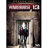 Warehouse 13: The Complete First Seasonby Eddie McClintock