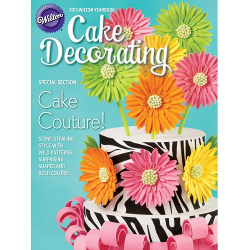 WILTON Cake Decorating Yearbook