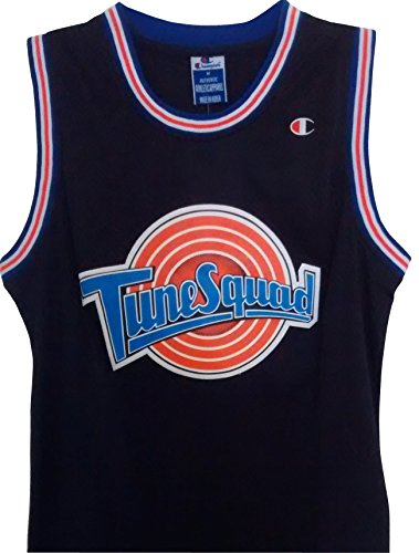 sale retailer 7f431 f214e Michael Jordan Space Jam Jersey - #23 Tune Squad - Black - Import It All