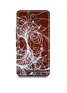 Abstract Xiaomi Note 2 Case