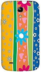 Timpax protective Armor Hard Bumper Back Case Cover. Multicolor printed on 3 Dimensional case with latest & finest graphic design art. Compatible with only Samsung I9190 Galaxy S4 mini. Design No :TDZ-21513