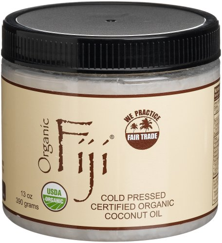 Organic Fiji Cold Pressed Certified Organic Coconut 