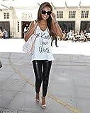 Celeb Look Michelle Keegan # Know Your Worth Vest