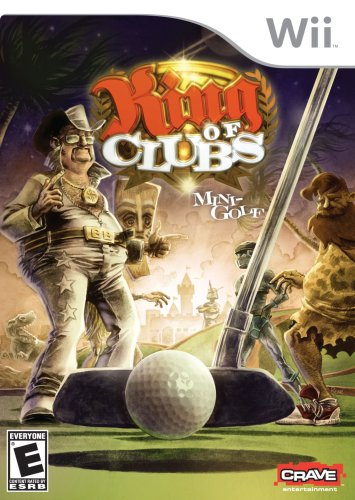 King of Clubs - Nintendo Wii - 1