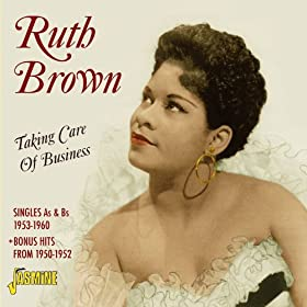 Taking Care Of Business - Singles As & Bs 1953 - 1960