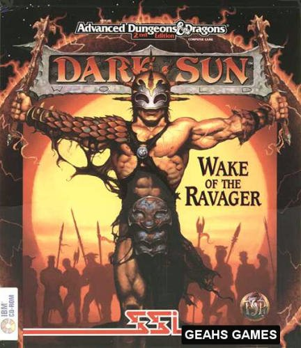 Dark Sun: Wake of the Ravager