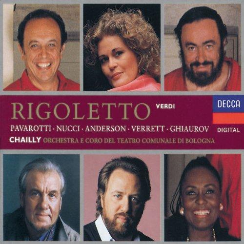 Rigoletto (Pavarotti /Nucci)- Verdi - CD