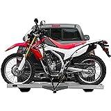 "Aluminum Motocross & Dirt Bike Hitch Mounted Carrier AMC-400 for 2"" Receivers"