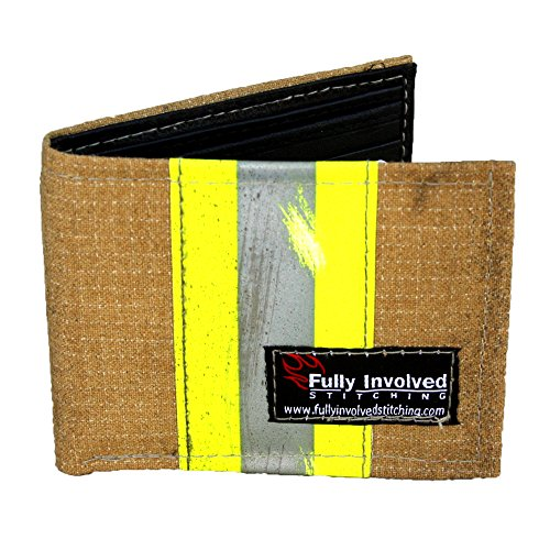 Firefighter-Wallet-Made-From-Recycled-Turnout-Bunker-Gear