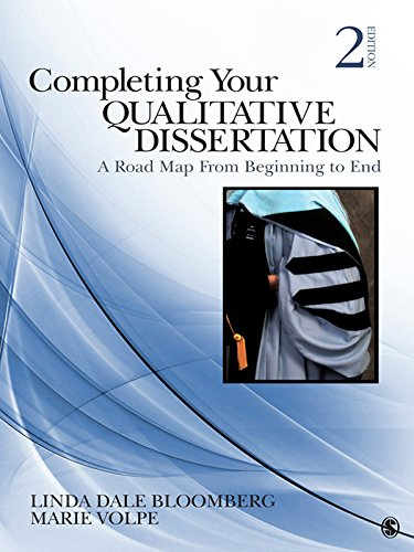 Dissertation Qualitative Methods