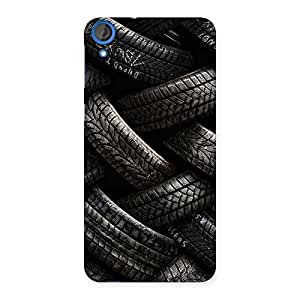 Knot Tyre Back Case Cover for HTC Desire 820