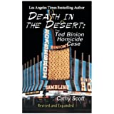 Death in the Desert: The Ted Binion Homicide Case ~ Cathy Scott