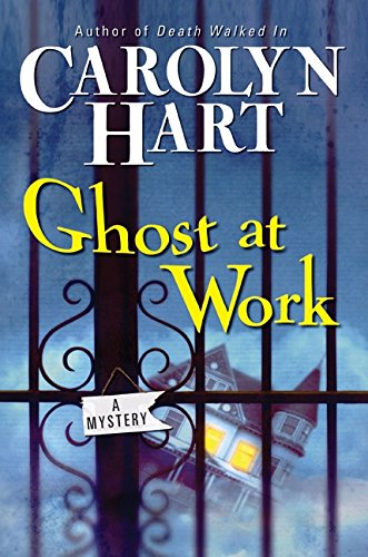 Image of Ghost at Work (Bailey Ruth Mysteries, No. 1)