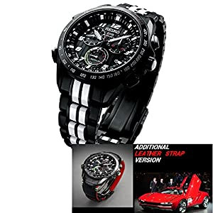 Amazon.com: Watch Seiko Astron Sse037j1 Men´s Black: Watches