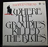 Lucifer's Friend - ...Where The Groupies Killed The Blues - Lp Vinyl Record