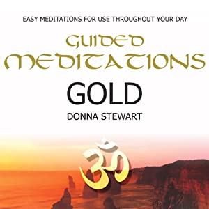 Guided Meditations Gold | [Donna Stewart]