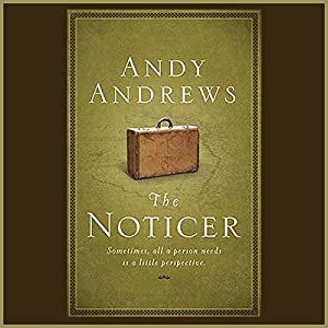 The Noticer Hörbuch