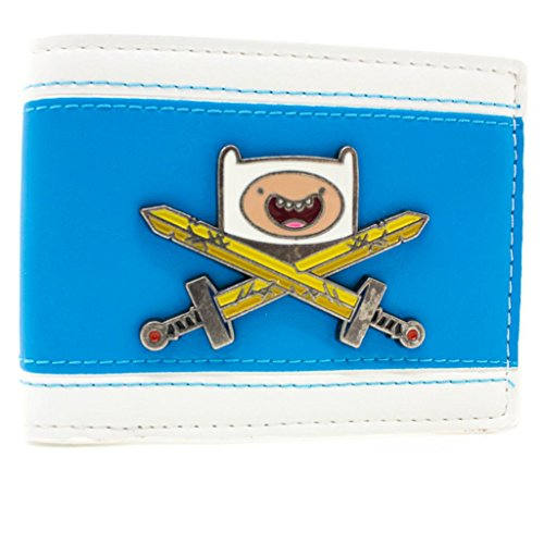 Cartoon Network Adventure Time Spada Blu portafoglio