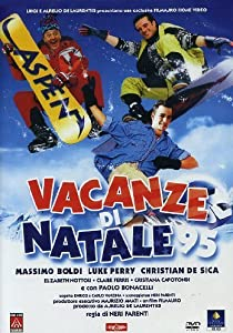 Christmas Vacation 95 Vacanze Di Natale 95 Non-usa Format Pal Reg2 Import - Italy  by FILMAURO