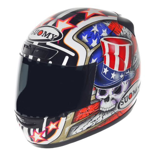 Suomy Apex Helmet (Sam, X-Small) front-73560