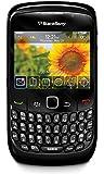 BlackBerry Curve 8520 Unlocked GSM Keyboard + Trackpad Cell Phone - Black (Certified Refurbished)