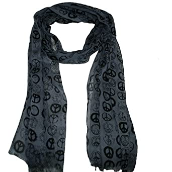 print detail scarfwraphead scarfpashmina Amazoncouk Clothing Head Scarves Fashion Uk