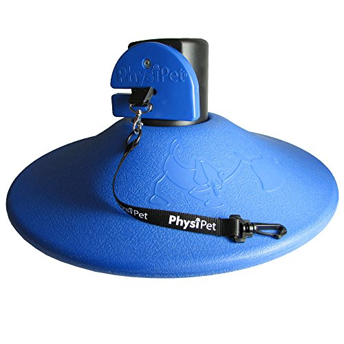PhysiPet PHYSI_004_B Large Exercise and Entertainment Toy for Dogs - Blue