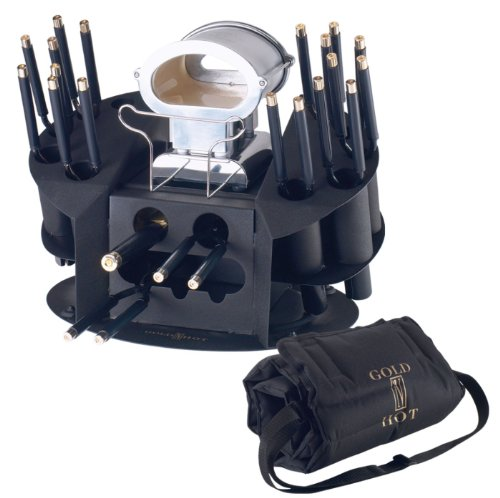 Gold 'N Hot Heater Stove Combo (Hot Comb And Stove compare prices)
