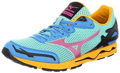 Mizuno Ladies Wave Musha 5 Running Shoe by Mizuno