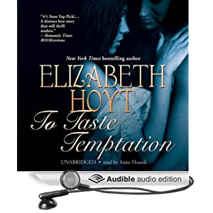 To Taste Temptation (The Legend of the Four Soldiers) Elizabeth Hoyt