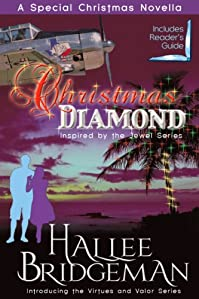 (FREE on 12/2) Christmas Diamond, An Inspirational Romantic Novella by Hallee Bridgeman - http://eBooksHabit.com