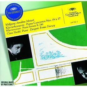 Mozart: Piano Concerto K.459, K.595 & K.280