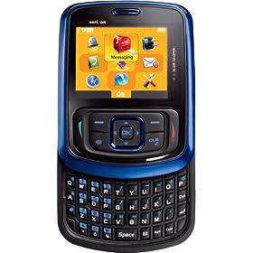 Verizon Wireless Blitz Phone, Blue (Verizon Wireless)