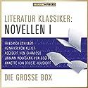Literatur Klassiker: Novellen I Hörbuch von  div. Gesprochen von: Sven Görtz