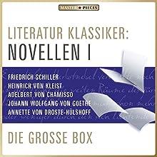 Literatur Klassiker: Novellen I (       ungekürzt) von div. Gesprochen von: Sven Görtz