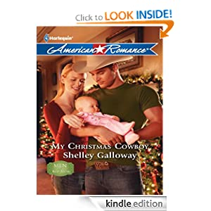 My Christmas Cowboy (Harlequin American Romance) Shelley Galloway