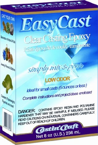 easycast clear casting epoxy instructions