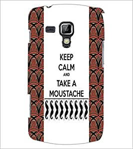 PrintDhaba Quote D-3477 Back Case Cover for SAMSUNG GALAXY S DUOS 2 S7582 (Multi-Coloured)