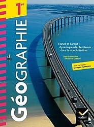 Géographie 1re éd. 2011 - Manuel de l'élève (format compact)
