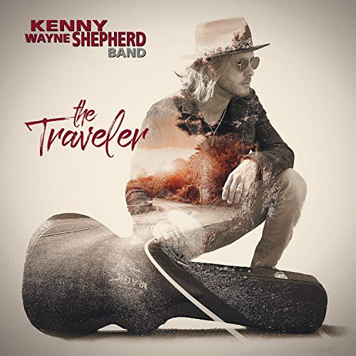 CD : Kenny Wayne Shepherd - The Traveler (CD)