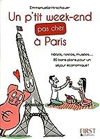 Petit livre de - P'tit week-end pas cher � Paris