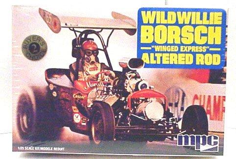 MPC 6066 Wild Willie Borsch