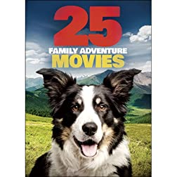25 Family Adventure Movies