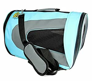Soft-Sided Pet Travel Carrier (Airline Approved) for
