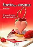 Le Petit livre de - Recettes pour amoureux