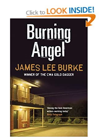 Burning Angel  - James Lee Burke