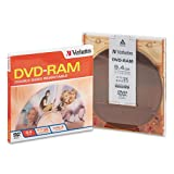 Verbatim Type 4 Double-Sided DVD-RAM Cartridge VER95003