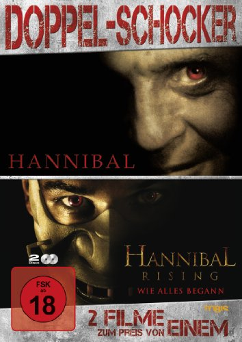 Hannibal / Hannibal Rising [2 DVDs]