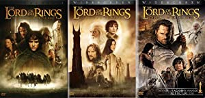 The Lord of the Rings Trilogy (Widescreen Theatrical Edition)